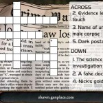 The Solution of Nick Chase Crossword (iPod/iPhone version)