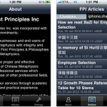 Learn daily Feng Shui with your iPhone