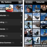 Tips to fast view MobileMe photos on your iPhone