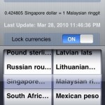 Download Free Currency Converter for your Iphone, Ipod & Ipad