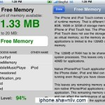 How to Free your Iphone Ipod Memory