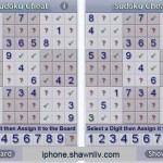 Sudoku Solver in your Iphone