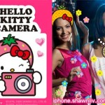 Hello Kitty Camera in Your Iphone Ipod !