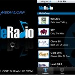 Listen All Mediacorp Radio Stations Singapore on Your Iphone/Ipod Now!