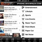 Watch Singapore hyper-local Video News Channel on iPhone
