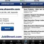Free iPhone Apps for Job Hunting in Southeast Asia