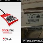 Free Singapore bar code scanner for iPhone