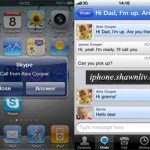 Top Free: Download New Skype 2.1.1 For iPhone