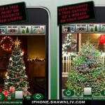 Your Free Christmas Tree for iPhone