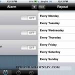 Tip to Fix iPhone Alarm not ringing in 2011
