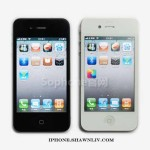 China sophone4 – Duplicate as Real Iphone4