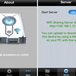 How to turn your iPhone/iPod into a wireless hard drive disk