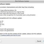 iOS 5.01 Software Updates – ipsw Download Links