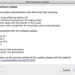 iOS 5.01 Software Updates – ipsw Download Links