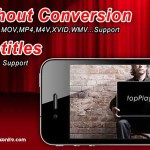 How to play DivX, RMVB, WMV in iPhone