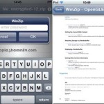 How to Open a zip file on your Apple device