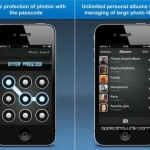 How to set passcode to protect your private photos ?