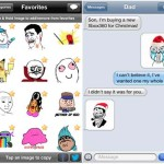 Add Extra Emoticons On Your iPhone/iPad For Free ! [Whatsapp+WeChat+SMS]