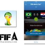 TOP 5 APPS To Get Latest World Cup Scores 2014 Brazil